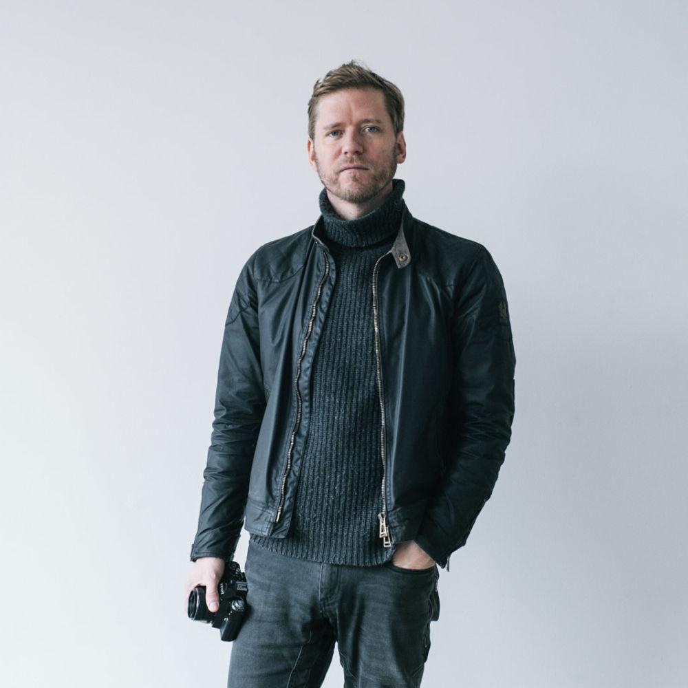 Peter McNally Portrait