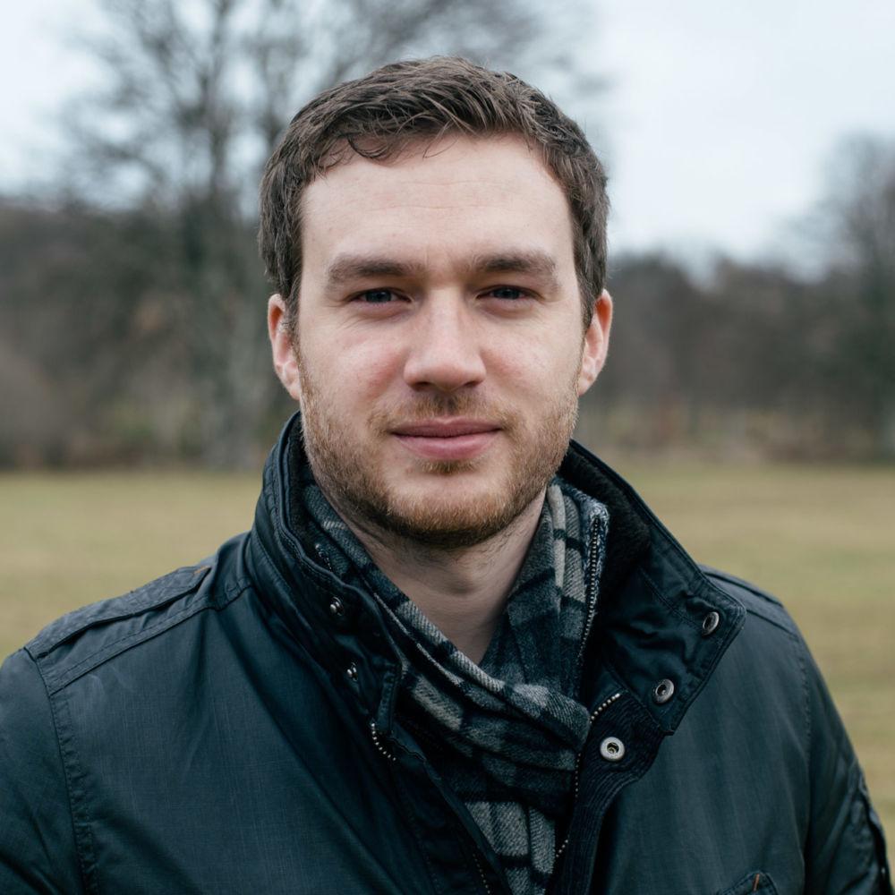 Stephen Hamilton Portrait