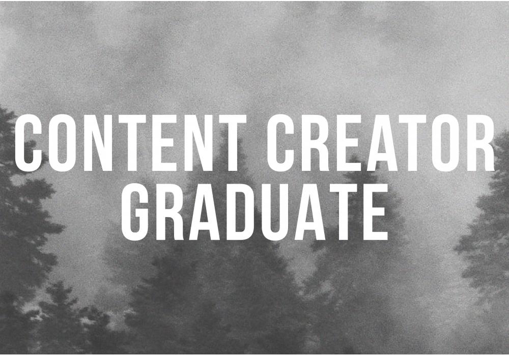 Content Creator Grad 02