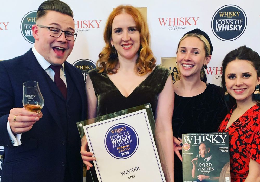 Spey Whisky Award Winners 2020