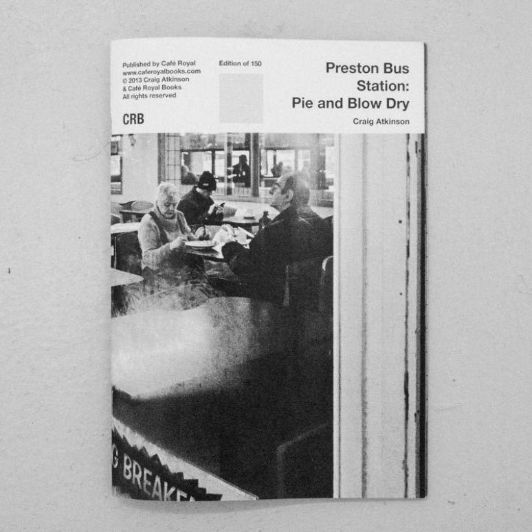 Preston Bus Station Pie And Blow Dry Craig Atkinson 1