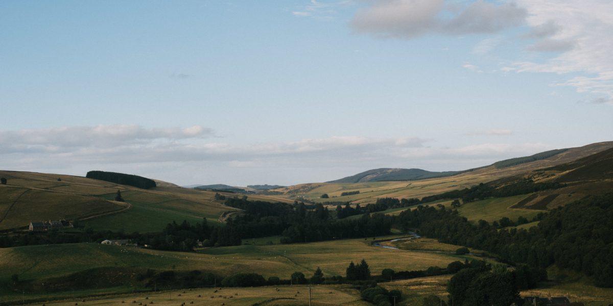 The Cabrach Landscape