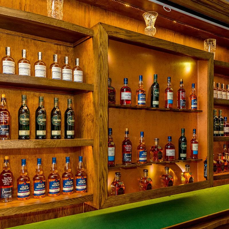 Malt Whisky Trail GlenLivet Whisky Bar