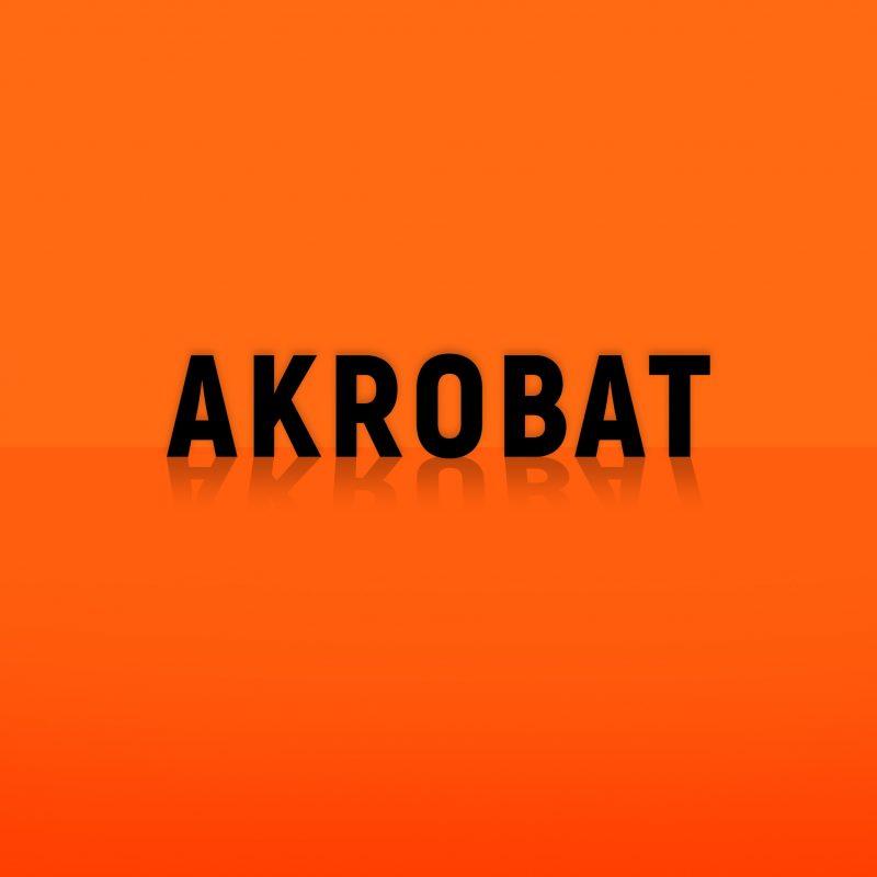 Orangeakrobat