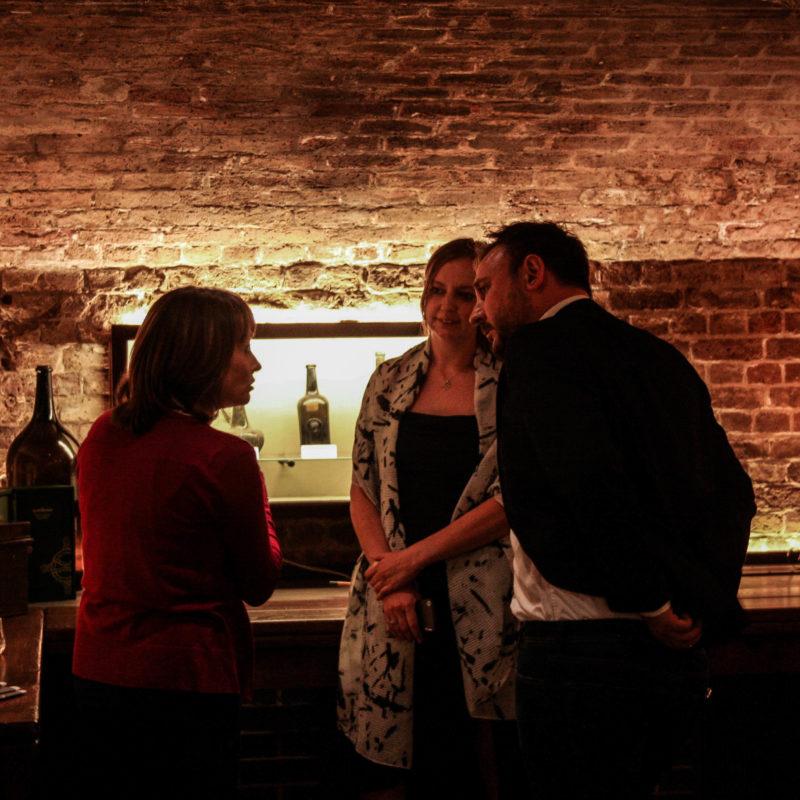 The GlenDronach Kingsman Event with Rachel Barrie